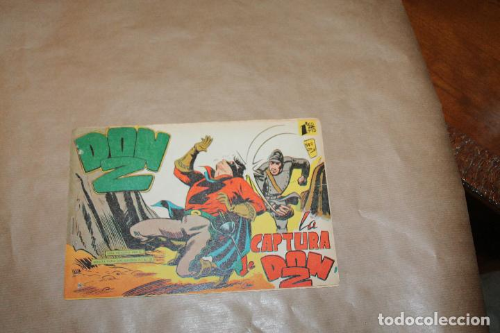 DON Z Nº 48, EDITORIAL MAGA (Tebeos y Comics - Maga - Don Z)