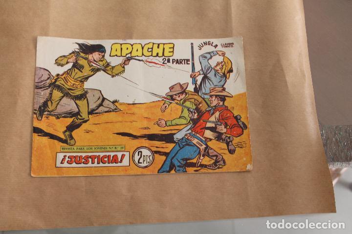 APACHE Nº 67 2 ª PARTE , EDITORIAL MAGA (Tebeos y Comics - Maga - Apache)