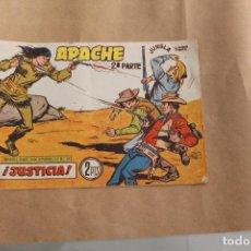 Livros de Banda Desenhada: APACHE Nº 67 2 ª PARTE , EDITORIAL MAGA. Lote 235508455