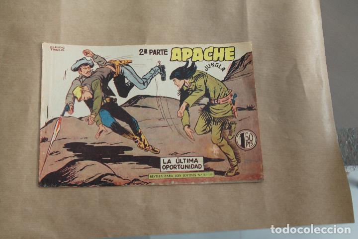 APACHE Nº 59 2 ª PARTE , EDITORIAL MAGA (Tebeos y Comics - Maga - Apache)
