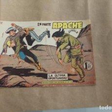 Livros de Banda Desenhada: APACHE Nº 59 2 ª PARTE , EDITORIAL MAGA. Lote 235508715