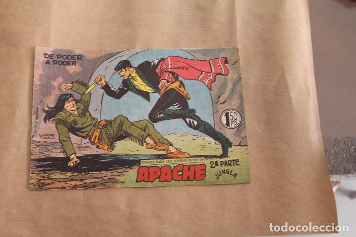 APACHE Nº 47 2 ª PARTE , EDITORIAL MAGA (Tebeos y Comics - Maga - Apache)