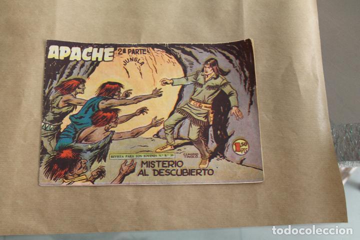 APACHE Nº 39 2 ª PARTE , EDITORIAL MAGA (Tebeos y Comics - Maga - Apache)