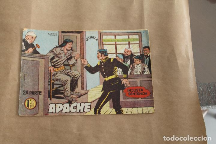 APACHE Nº 31 2 ª PARTE , EDITORIAL MAGA (Tebeos y Comics - Maga - Apache)