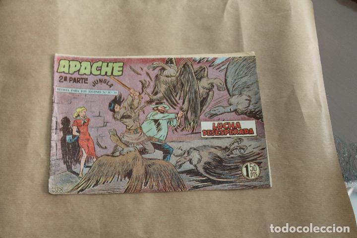 APACHE Nº 27 2 ª PARTE , EDITORIAL MAGA (Tebeos y Comics - Maga - Apache)