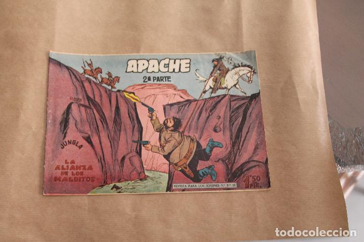 APACHE Nº 23 2 ª PARTE , EDITORIAL MAGA (Tebeos y Comics - Maga - Apache)