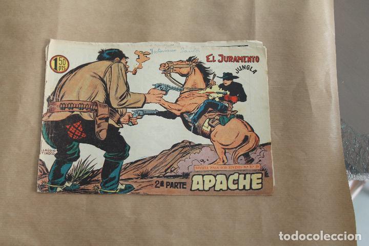 APACHE Nº 19 2 ª PARTE , EDITORIAL MAGA (Tebeos y Comics - Maga - Apache)