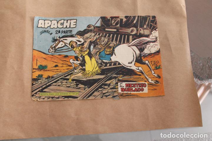 APACHE Nº 15 2 ª PARTE , EDITORIAL MAGA (Tebeos y Comics - Maga - Apache)
