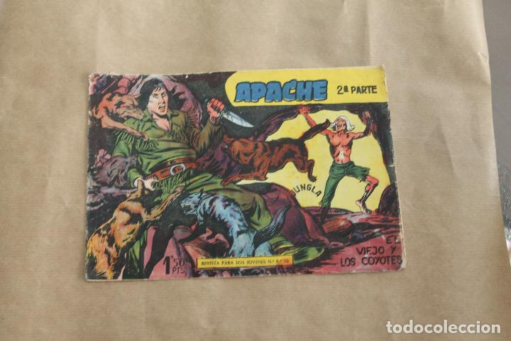 APACHE Nº 7 2 ª PARTE , EDITORIAL MAGA (Tebeos y Comics - Maga - Apache)