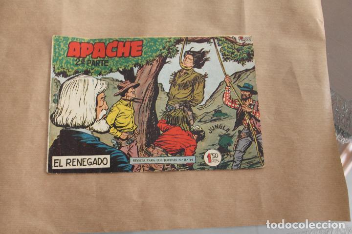 APACHE Nº 3 2 ª PARTE , EDITORIAL MAGA (Tebeos y Comics - Maga - Apache)