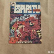 Tebeos: EL ESPIRITU DE LA SELVA Nº 40, EDITORIAL MAGA. Lote 235510235