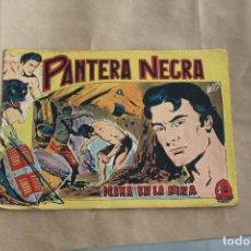 Tebeos: PANTERA NEGRA Nº 11, DE 1,25 PTAS, EDITORIAL MAGA. Lote 235792260