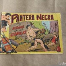 Tebeos: PANTERA NEGRA Nº 20, DE 1,50 PTS, EDITORIAL MAGA. Lote 235792705