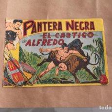 Tebeos: PANTERA NEGRA Nº 24, DE 1,50 PTS, EDITORIAL MAGA. Lote 235793165