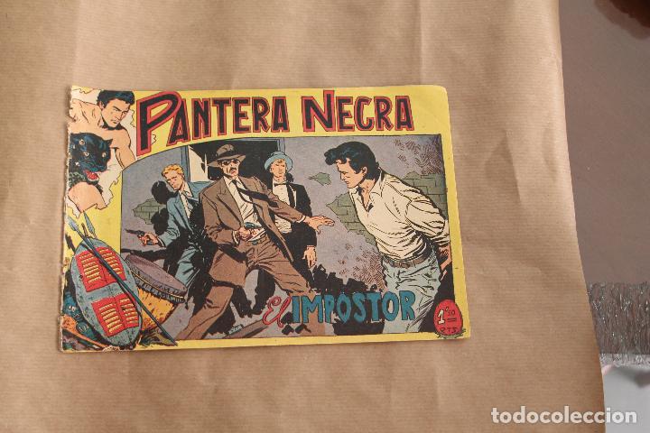 PANTERA NEGRA Nº 28, DE 1,50 PTS, EDITORIAL MAGA (Tebeos y Comics - Maga - Pantera Negra)