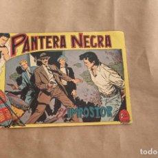 Tebeos: PANTERA NEGRA Nº 28, DE 1,50 PTS, EDITORIAL MAGA. Lote 235793425