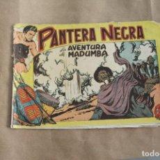 Tebeos: PANTERA NEGRA Nº 36, DE 1,50 PTS, EDITORIAL MAGA. Lote 235793510