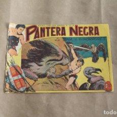 Tebeos: PANTERA NEGRA Nº 46, DE 1,50 PTS, EDITORIAL MAGA. Lote 235793595