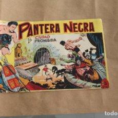 Tebeos: PANTERA NEGRA Nº 8, DE 1,25 PTS, EDITORIAL MAGA. Lote 235793700