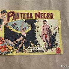 Tebeos: PANTERA NEGRA Nº 4, DE 1,25 PTS, EDITORIAL MAGA. Lote 235793785