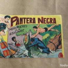 Tebeos: PANTERA NEGRA Nº 17, DE 1,25 PTS, EDITORIAL MAGA. Lote 235793960
