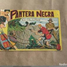 Tebeos: PANTERA NEGRA Nº 25, DE 1,50 PTS, EDITORIAL MAGA. Lote 235794080