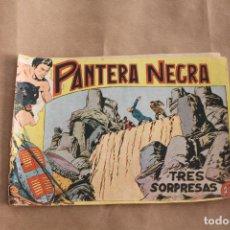 Tebeos: PANTERA NEGRA Nº 35, DE 1,50 PTS, EDITORIAL MAGA. Lote 235794155