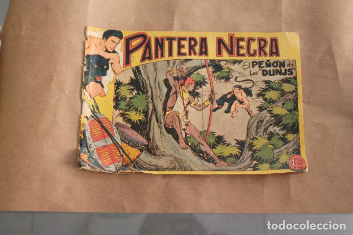 PANTERA NEGRA Nº 41, DE 1,50 PTS, EDITORIAL MAGA (Tebeos y Comics - Maga - Pantera Negra)