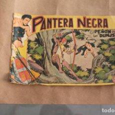 Tebeos: PANTERA NEGRA Nº 41, DE 1,50 PTS, EDITORIAL MAGA. Lote 235794205