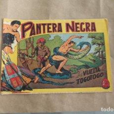 Tebeos: PANTERA NEGRA Nº 40, DE 1,50 PTS, EDITORIAL MAGA. Lote 235794375