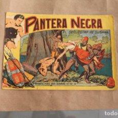 Tebeos: PANTERA NEGRA Nº 44, DE 1,50 PTS, EDITORIAL MAGA. Lote 235794425