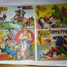 Tebeos: LOTE / PACK 38 COMICS EL ESPIRITU DEL OESTE - MAGA - 1963 ( LEER DESCRIPCION Y MIRAR LAS 9 FOTOS!). Lote 236239125