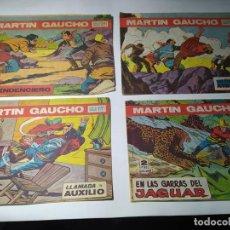 Tebeos: LOTE / PACK 44 COMICS - MARTIN GAUCHO - MAGA - 1964 ( LEER DESCRIPCION Y MIRAR LAS 11 FOTOS!). Lote 236253085