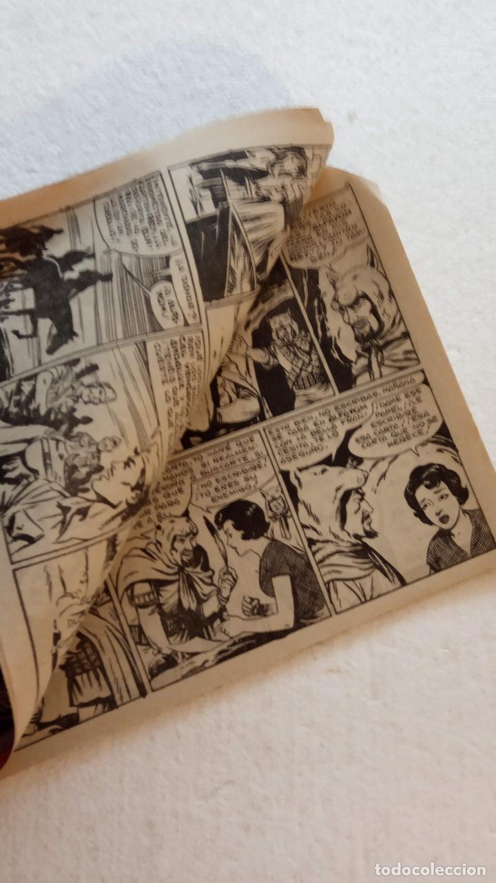 Tebeos: AUDACES LEGIONARIOS-CAPITÁN REY COMPLETA ORIGINAL 1958 MAGA -VER TODAS LAS PORTADAS - LEOPOLDO ORTÍZ - Foto 18 - 236460170
