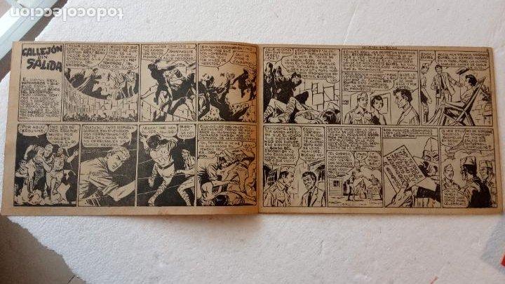 Tebeos: AUDACES LEGIONARIOS-CAPITÁN REY COMPLETA ORIGINAL 1958 MAGA -VER TODAS LAS PORTADAS - LEOPOLDO ORTÍZ - Foto 34 - 236460170