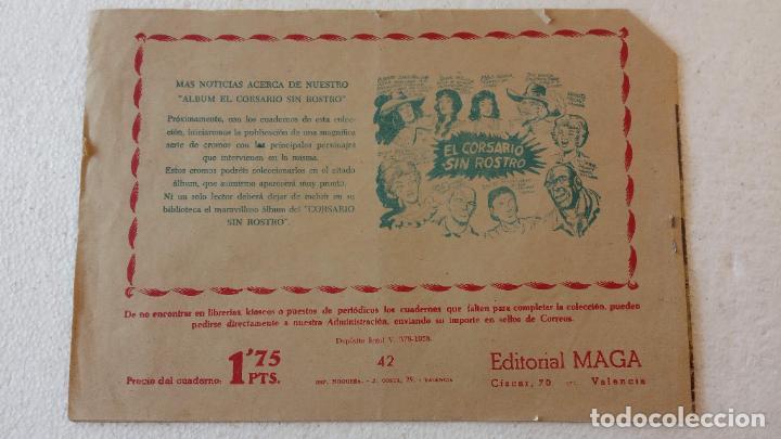 Tebeos: AUDACES LEGIONARIOS-CAPITÁN REY COMPLETA ORIGINAL 1958 MAGA -VER TODAS LAS PORTADAS - LEOPOLDO ORTÍZ - Foto 64 - 236460170