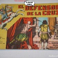 Tebeos: EL DEFENSOR DE LA CRUZ Nº 14, ED. MAGA, ORIGINAL. Lote 236471670