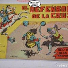 Tebeos: EL DEFENSOR DE LA CRUZ Nº 18, ED. MAGA, ORIGINAL. Lote 236471680