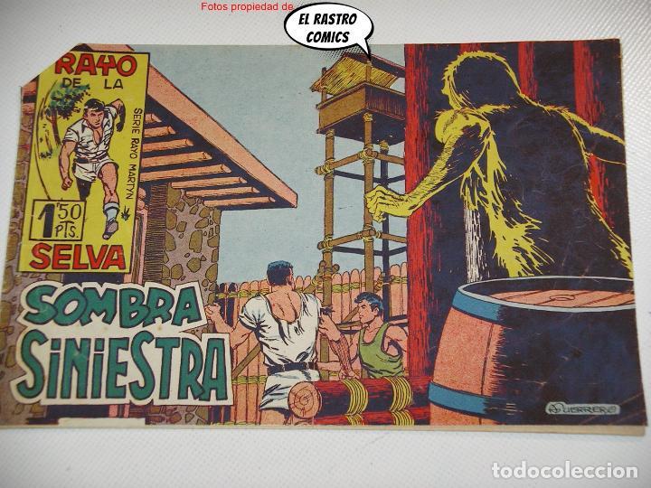 RAYO DE LA SELVA Nº 13, ED MAGA, ORIGINAL (Tebeos y Comics - Maga - Rayo de la Selva)