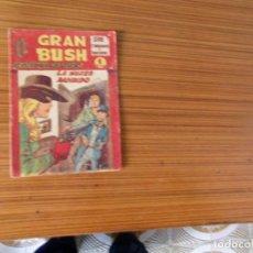 Tebeos: EL GRAN BUSH Nº 21 EDITA MAGA. Lote 236496885