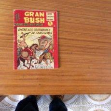 Tebeos: EL GRAN BUSH Nº 5 EDITA MAGA. Lote 236497460
