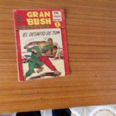 Tebeos: EL GRAN BUSH Nº 3 EDITA MAGA. Lote 236497540