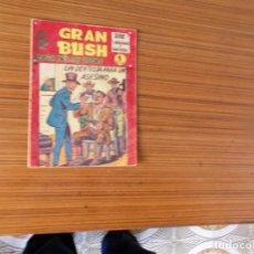 Tebeos: EL GRAN BUSH Nº 4 EDITA MAGA. Lote 236497670