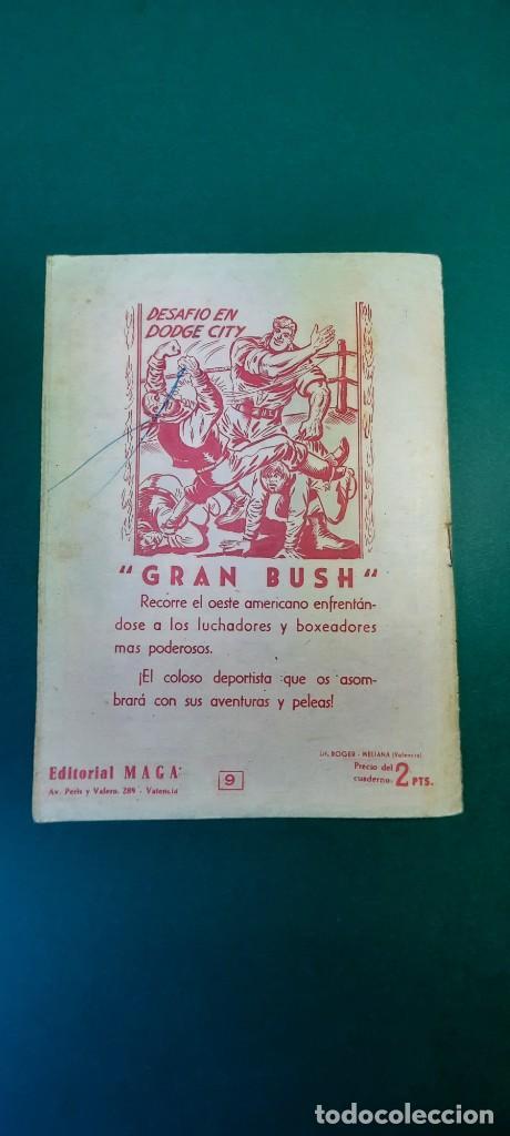 Tebeos: PRINCIPE DE RODAS, EL (1962, MAGA) -2ª PARTE- 9 · 19-VI-1962 · LA ESTRATAGEMA DEL GRAN KAN - Foto 2 - 236586265