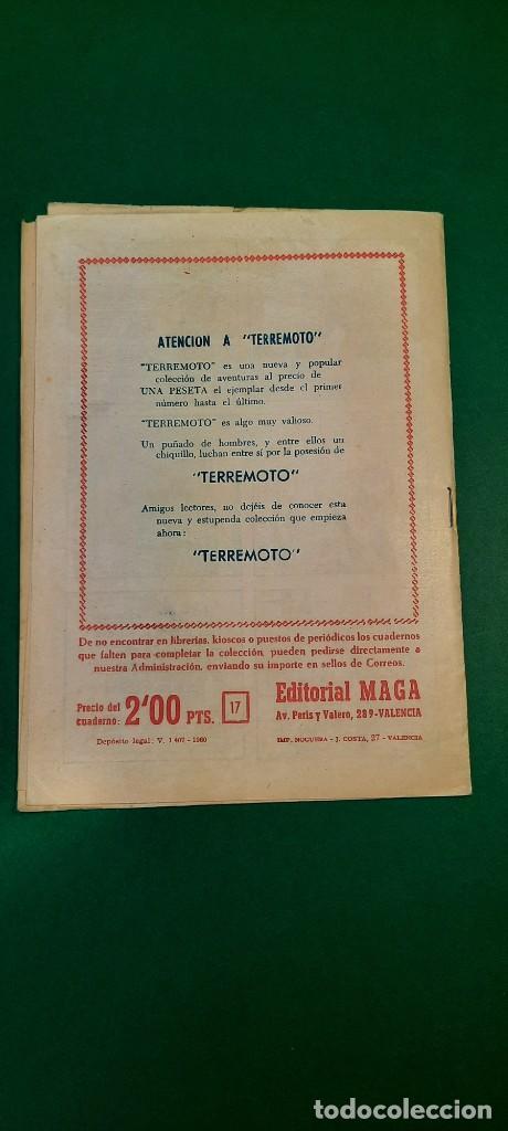 Tebeos: PRINCIPE DE RODAS, EL (1962, MAGA) -2ª PARTE- 17 · 14-VIII-1962 · EL PROSCRITO DE MACEDONIA - Foto 2 - 236598745