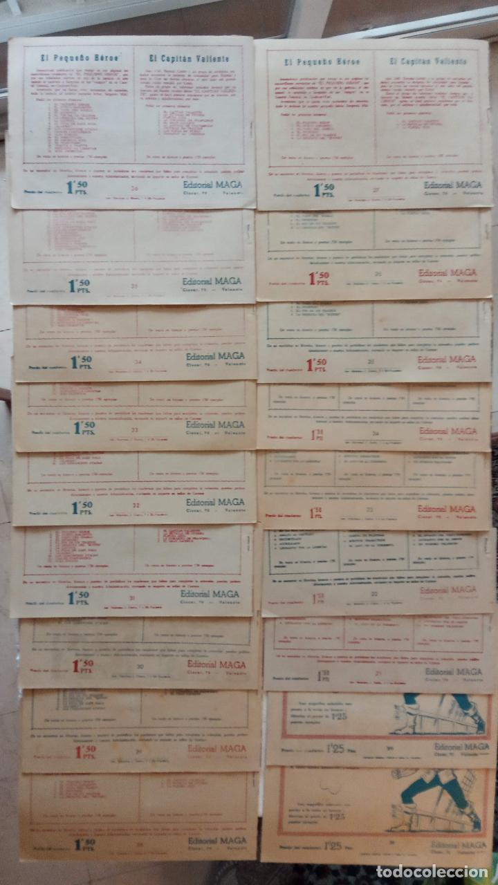 Tebeos: PANTERA NEGRA ORIGINAL COMPLETA 1,25 pts - ED. MAGA 1956 - 1 AL 54 MAGNÍFICO ESTADO, VER LAS PORTAD - Foto 13 - 236653210