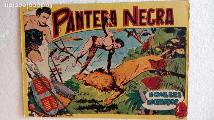Tebeos: PANTERA NEGRA ORIGINAL COMPLETA 1,25 pts - ED. MAGA 1956 - 1 AL 54 MAGNÍFICO ESTADO, VER LAS PORTAD - Foto 24 - 236653210