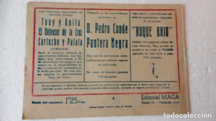 Tebeos: PANTERA NEGRA ORIGINAL COMPLETA 1,25 pts - ED. MAGA 1956 - 1 AL 54 MAGNÍFICO ESTADO, VER LAS PORTAD - Foto 25 - 236653210