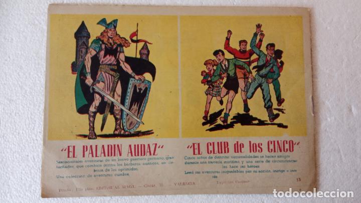 Tebeos: PANTERA NEGRA ORIGINAL COMPLETA 1,25 pts - ED. MAGA 1956 - 1 AL 54 MAGNÍFICO ESTADO, VER LAS PORTAD - Foto 42 - 236653210
