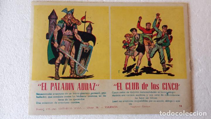 Tebeos: PANTERA NEGRA ORIGINAL COMPLETA 1,25 pts - ED. MAGA 1956 - 1 AL 54 MAGNÍFICO ESTADO, VER LAS PORTAD - Foto 44 - 236653210